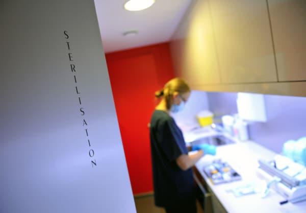 stérilisation instruments au studio dentaire lyon